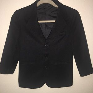 Boy's Van Heusen Black 8R Blazer Jacket